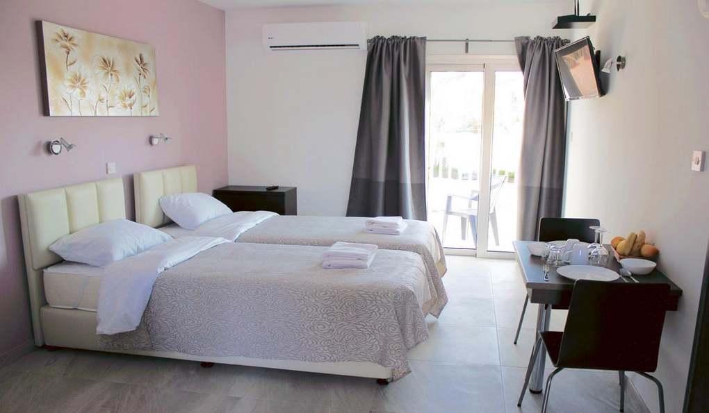 Silver Sea Holiday Apartments