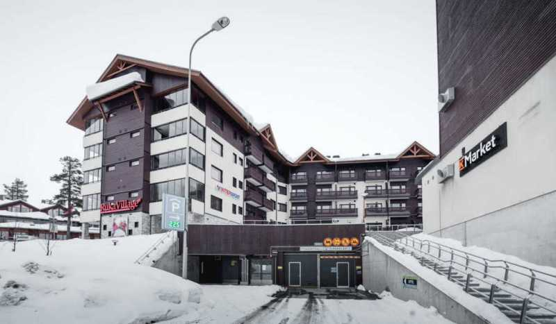 Ski-Inn Hotel RukaVillage