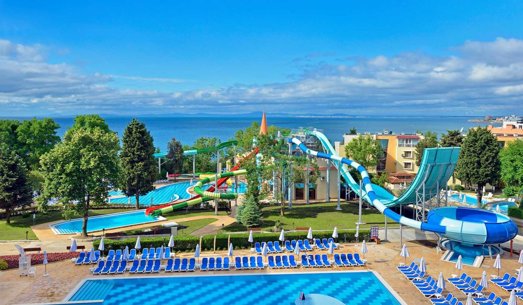 Sol Nessebar Mare Resort & Aquapark
