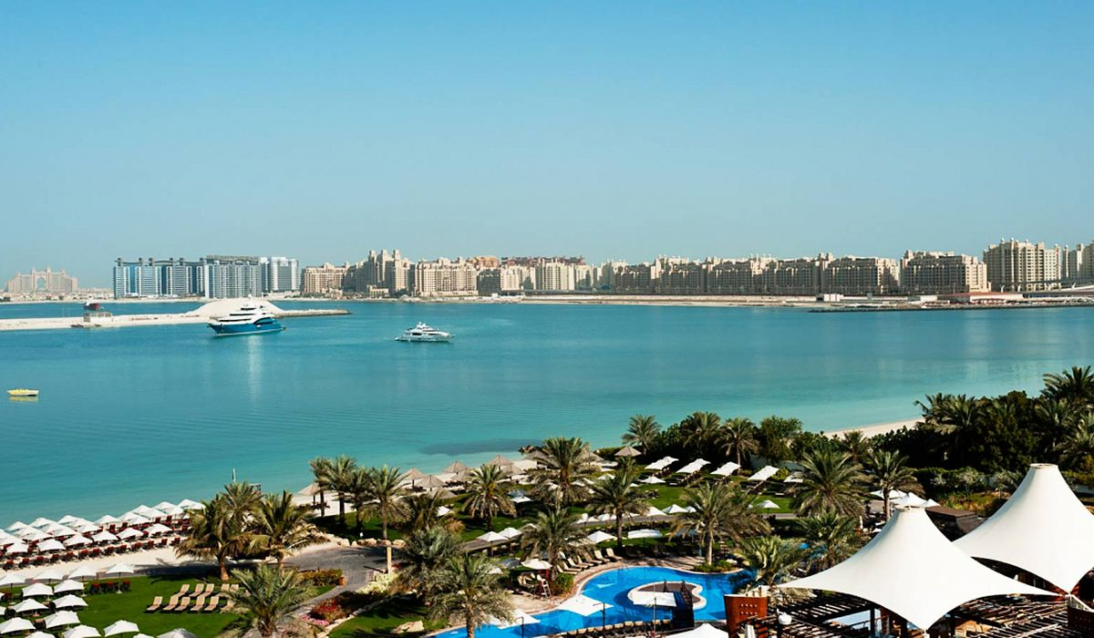 The Westin Dubai Mina Seyahi Beach Resort & Marina фото 3