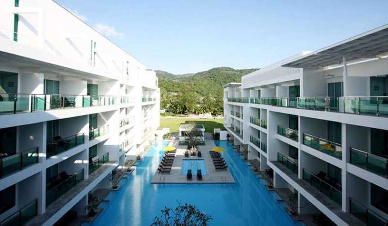 The Old Phuket Karon Beach Resort