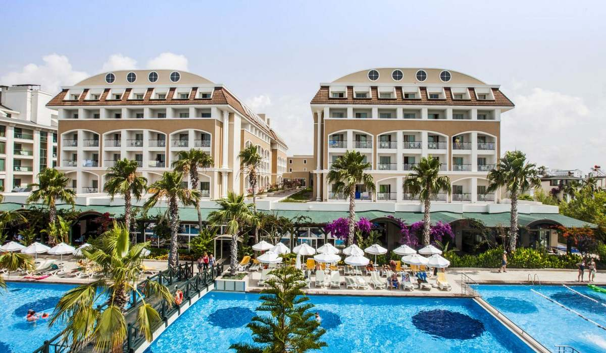 Maxholiday Hotels Belek (ex. Vera Mare Resort)