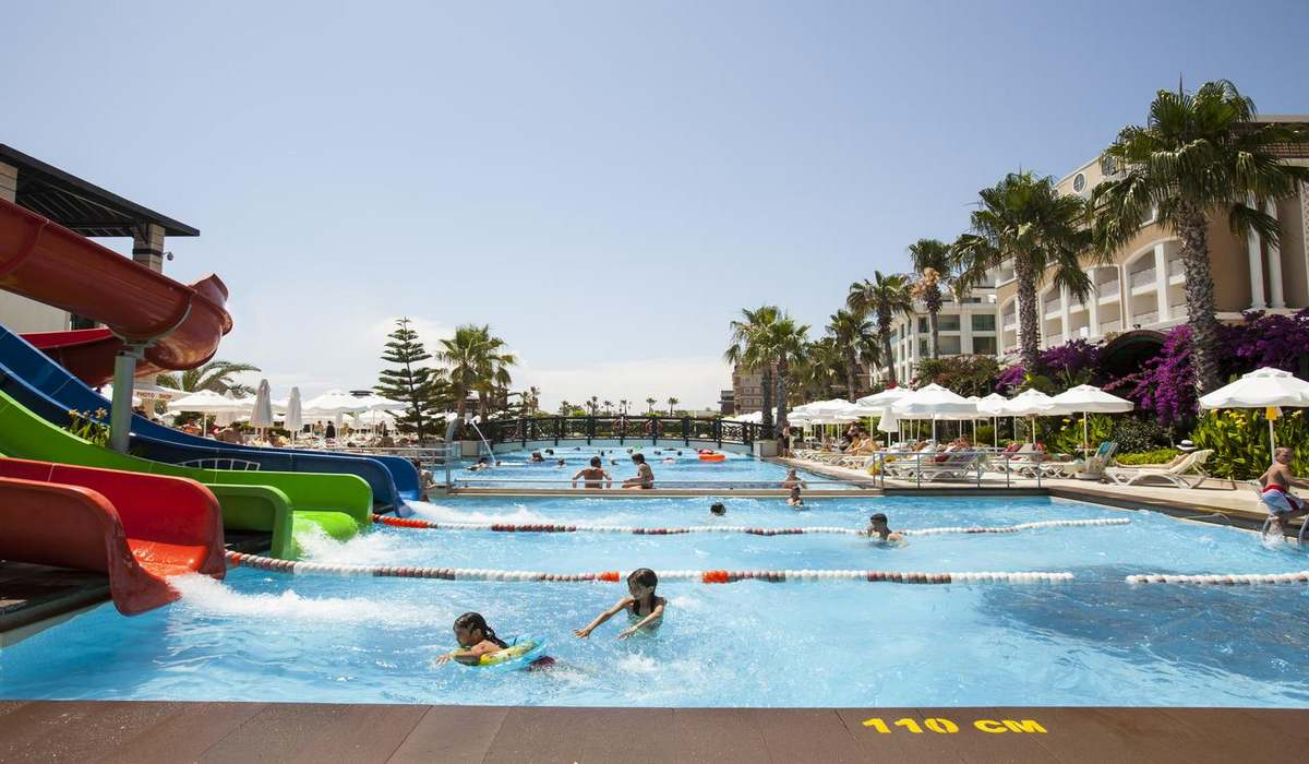 Maxholiday Hotels Belek (ex. Vera Mare Resort) фото 1