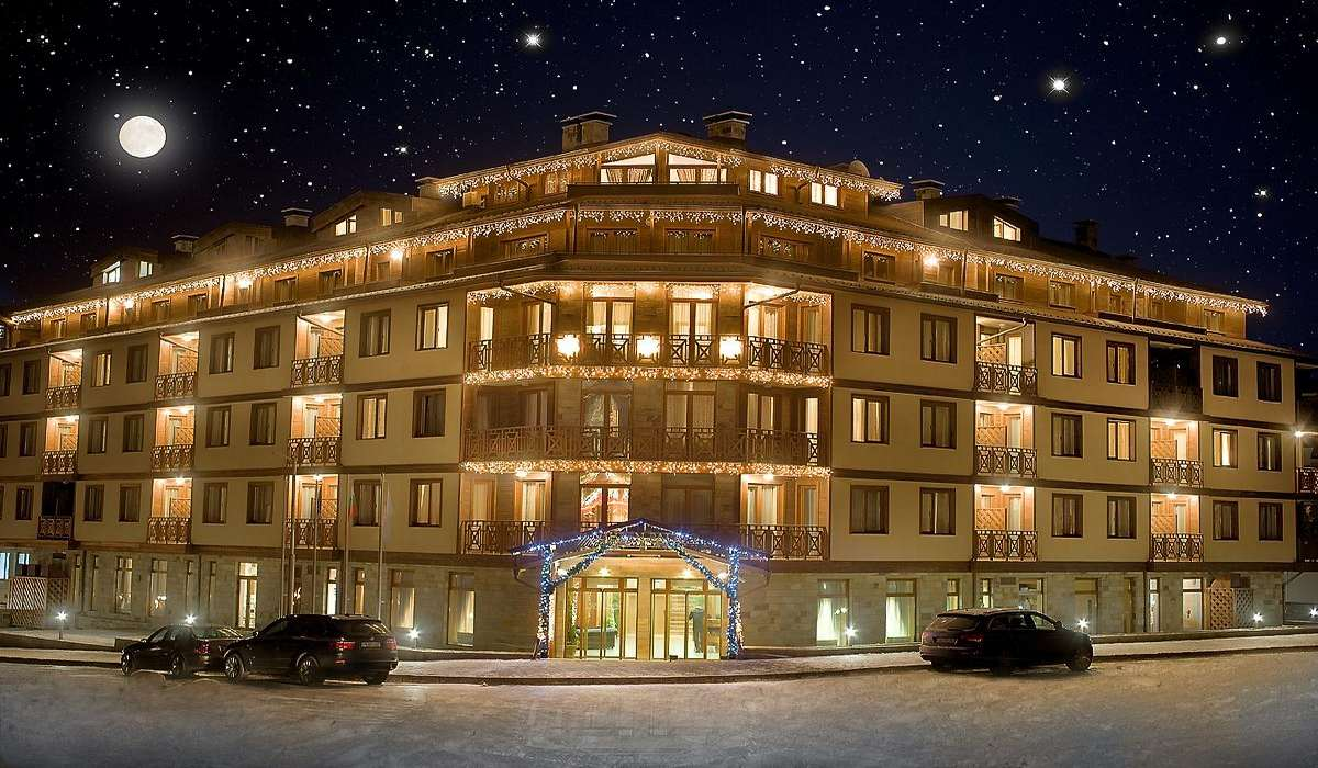 Vihren Palace Aparthotel
