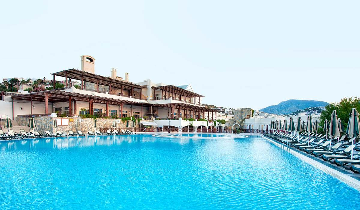 Asteria Bodrum Resort
