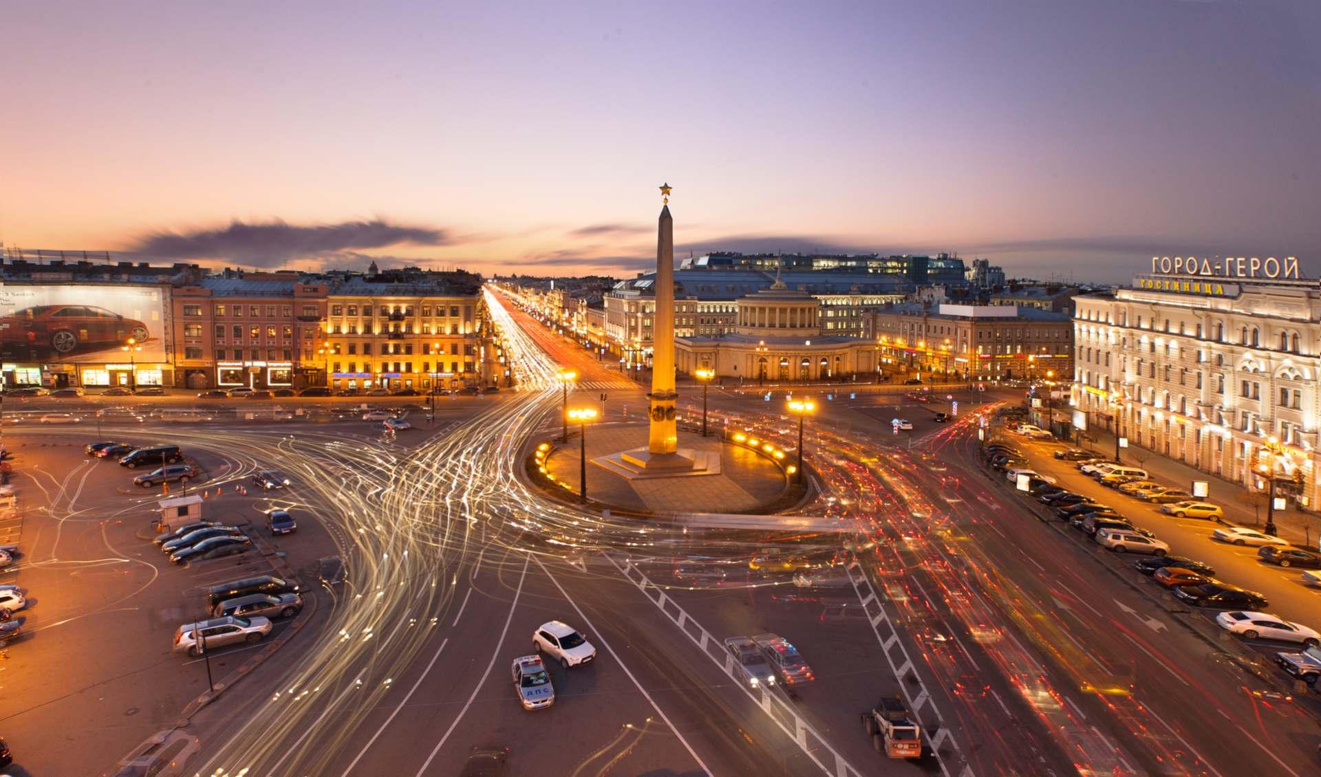 Интересные факты про Санкт-Петербург