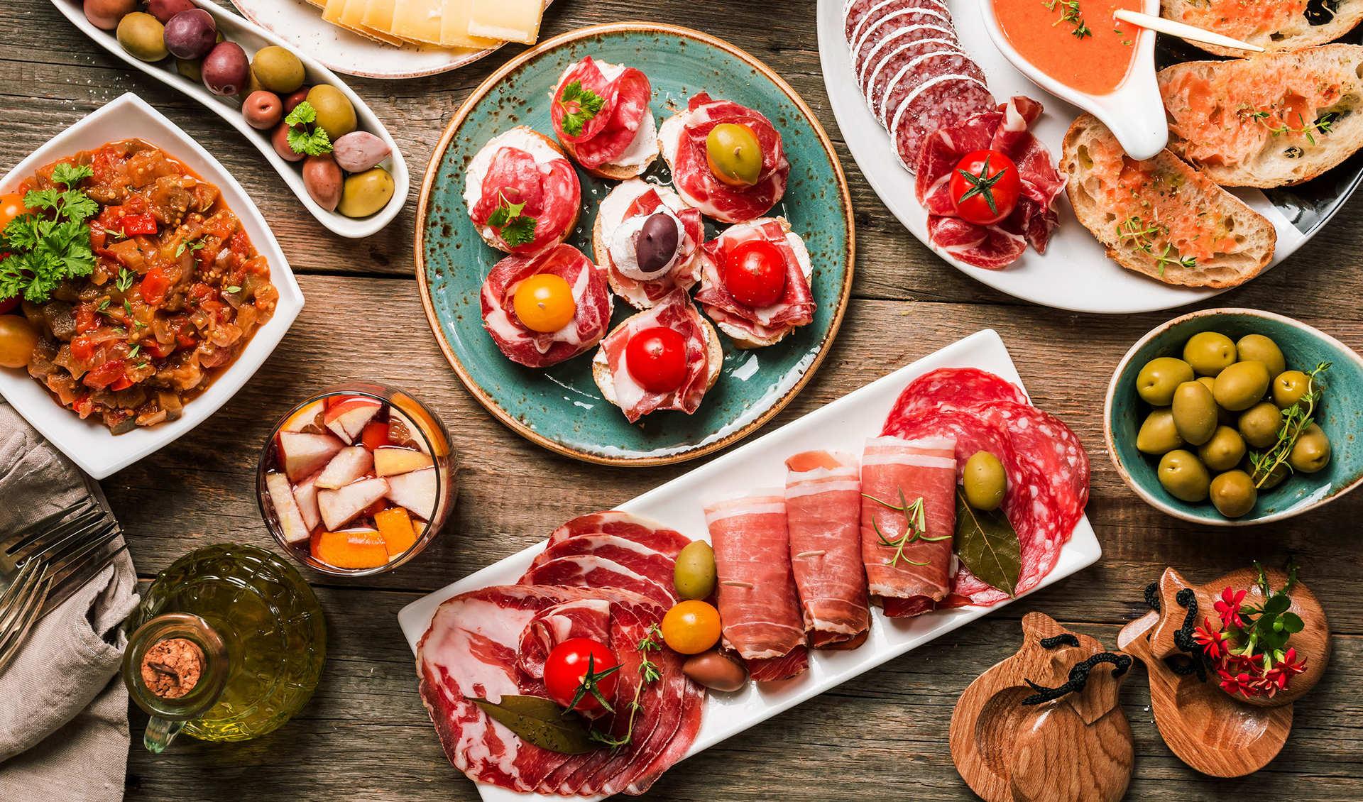 Картинки по запросу еда испания