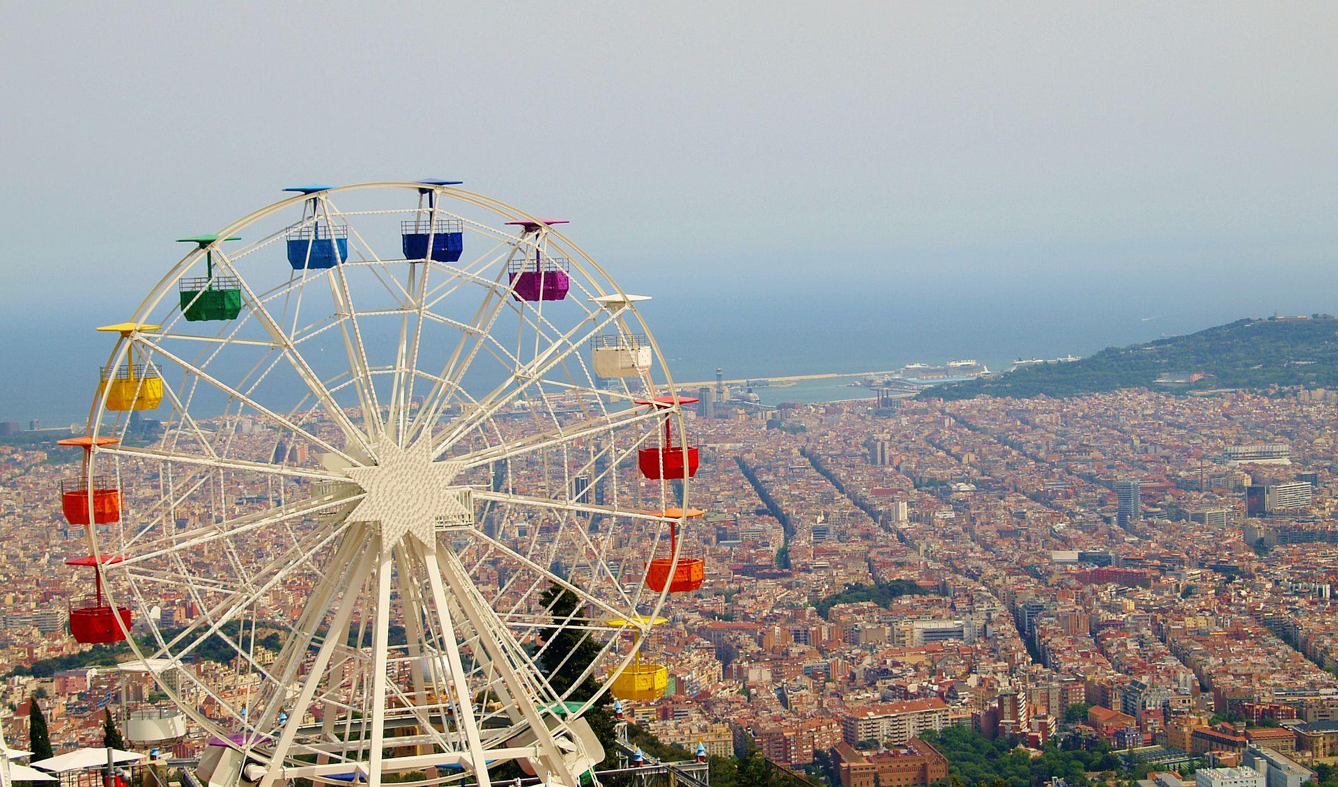 Что посмотреть в Барселоне с детьми