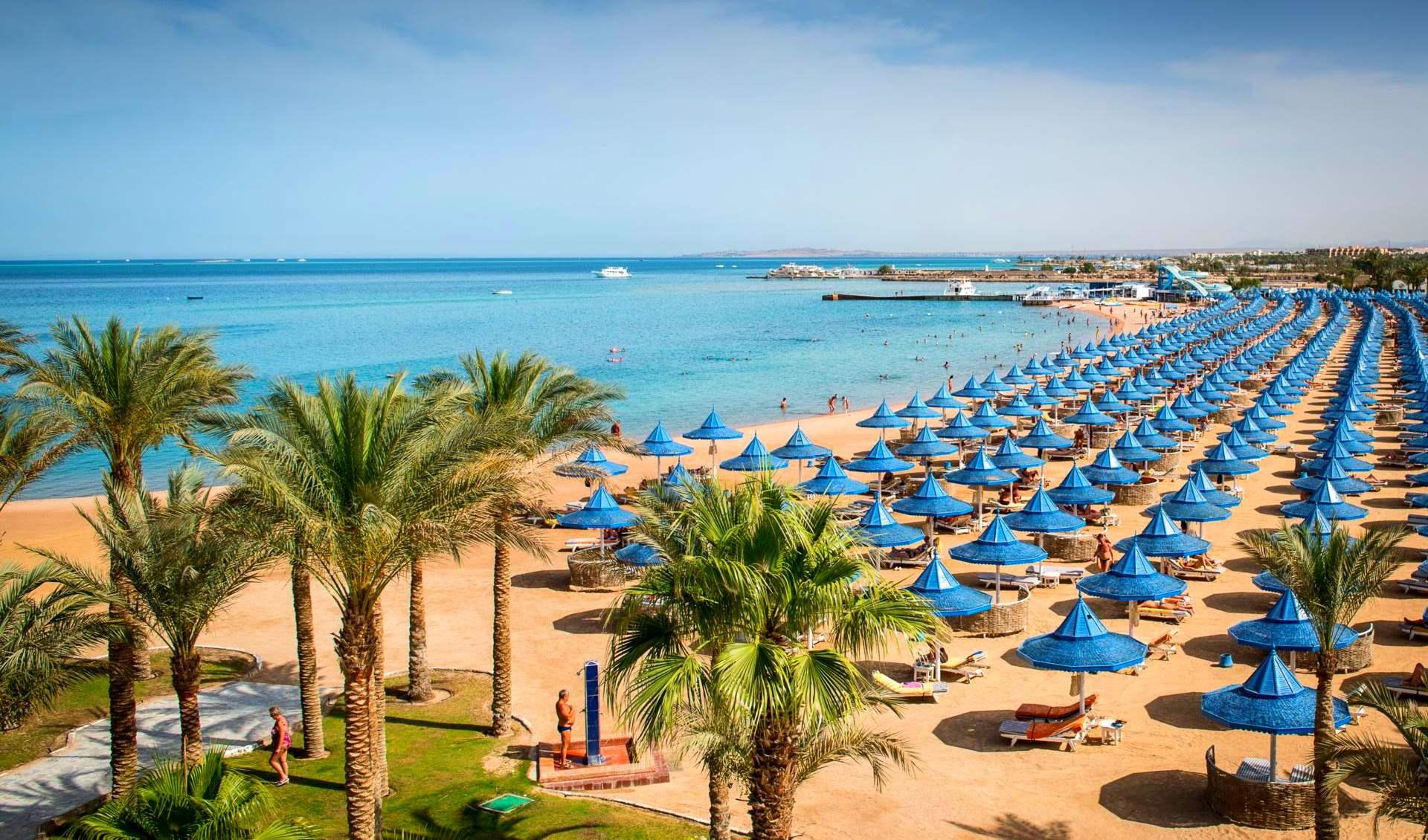 картинка фотография курорта Хургада в Египте