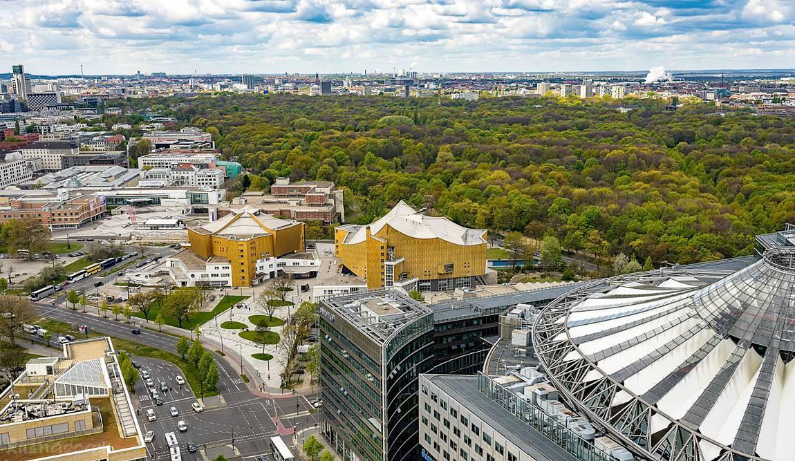 10 интересных фактов о берлине