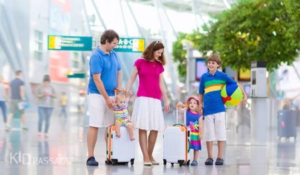 Смотреть Путешествуем с ребенком: важные правила видео