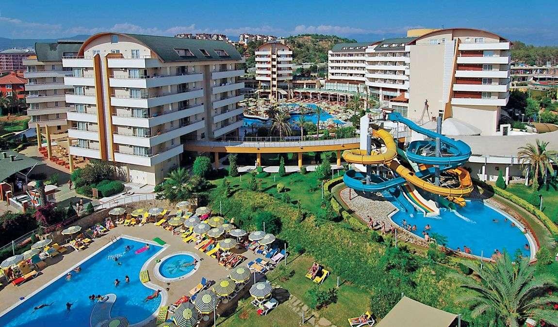 Лучшие отели в Аланье