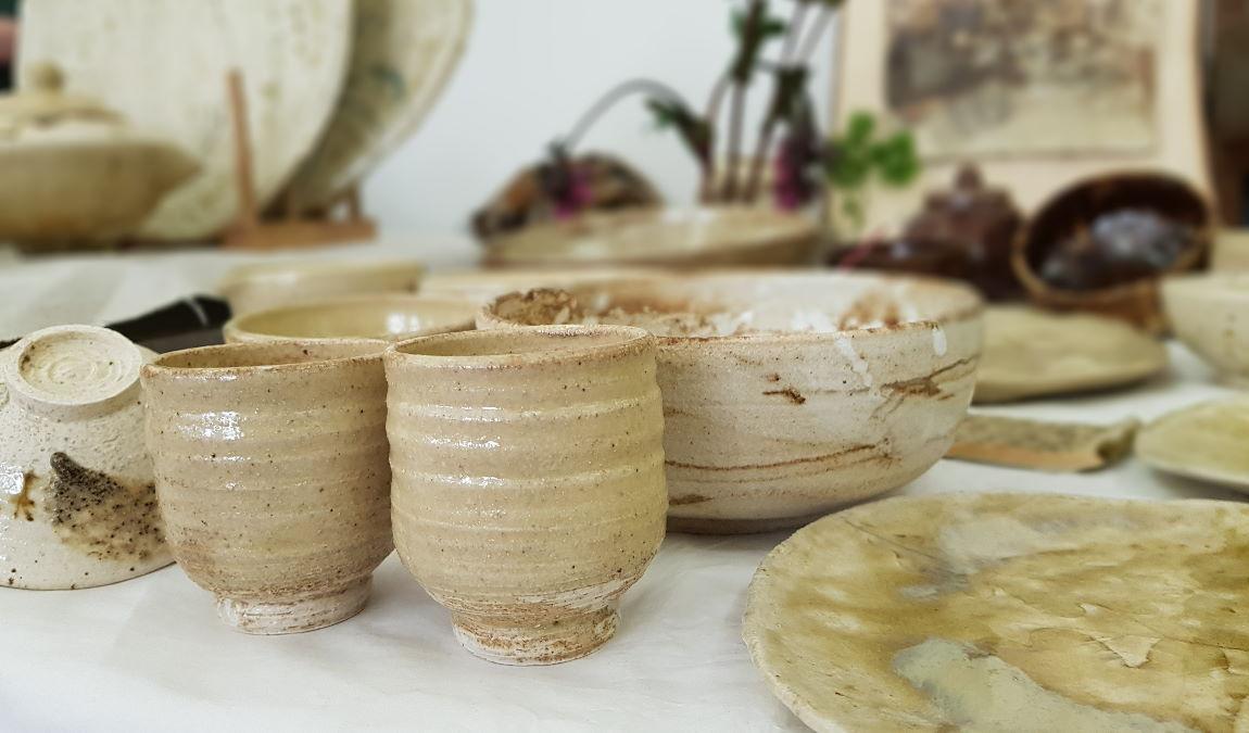 Керамика как пример подарка из Киева