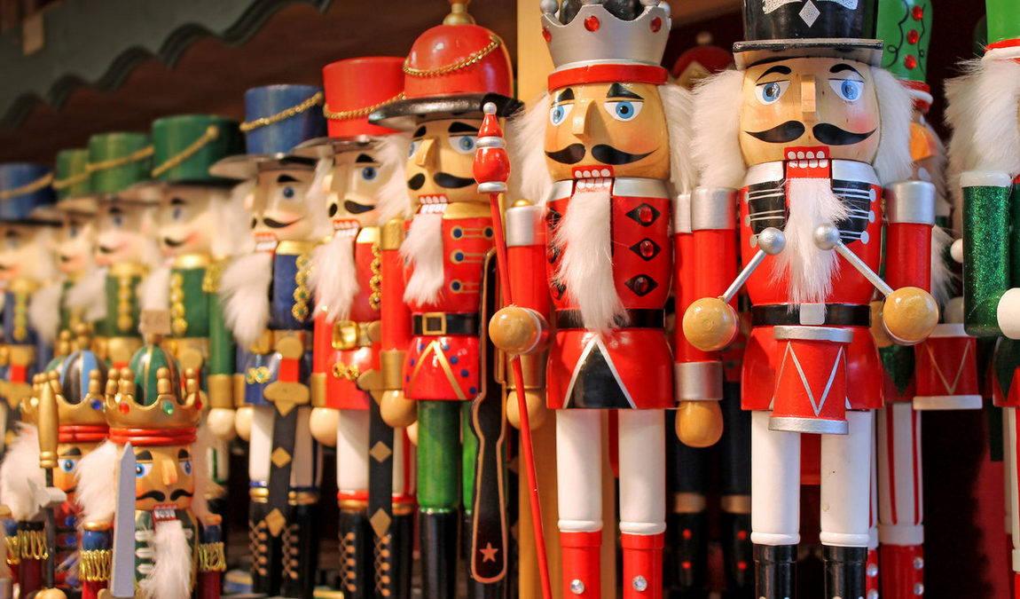 Подарки для детей из Мюнхена: Щелкунчик