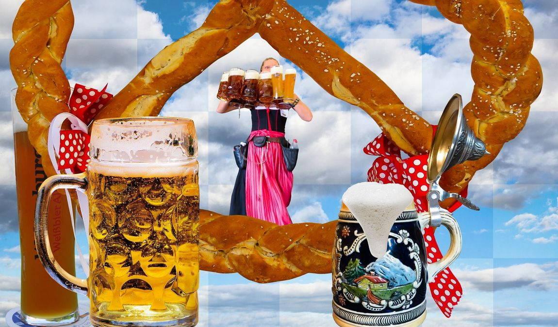 Подарки из Мюнхена: символы Октоберфеста