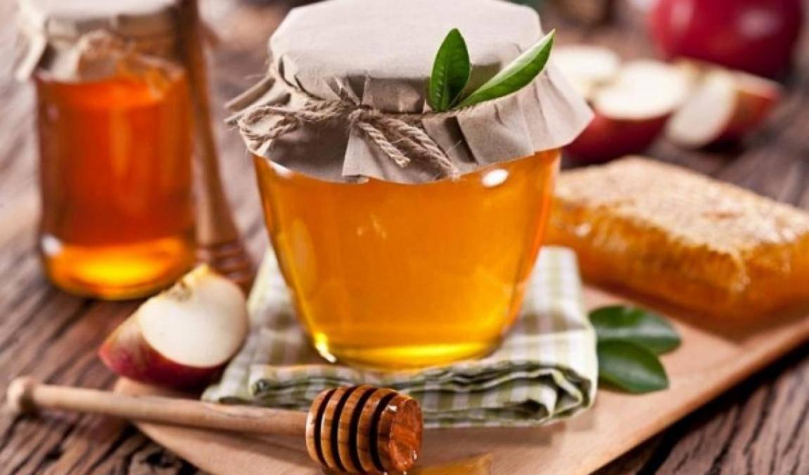 Гастрономические подарки из Пскова: мед