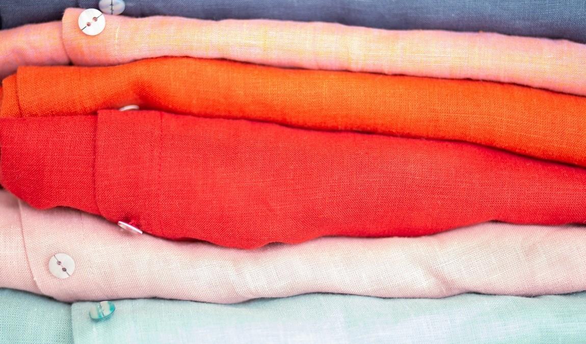Льняная одежда из Пскова