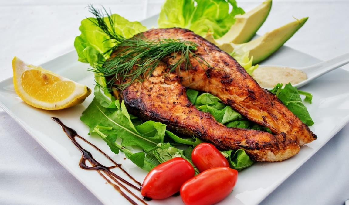 Ресторанная еда в Сочи