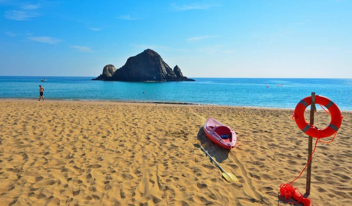 Фуджейра в ноябре: жаркий берег Востока