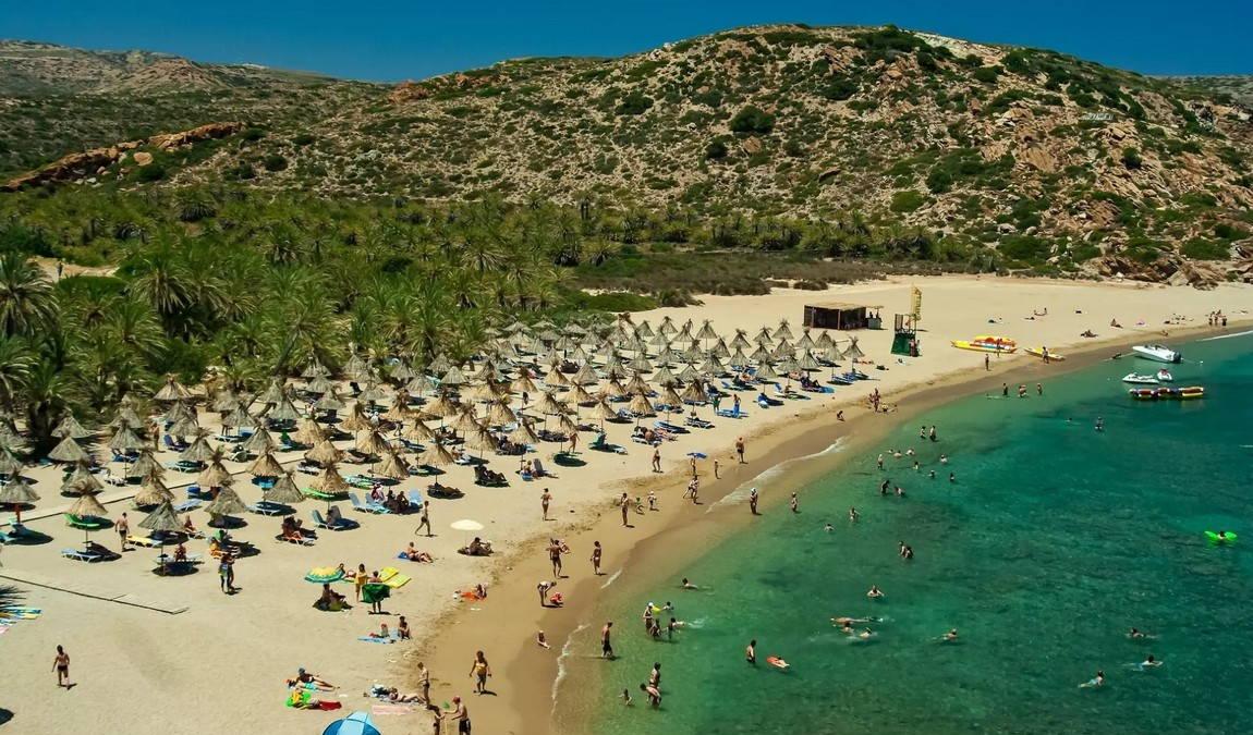 Крит в октябре: классика бархатного сезона