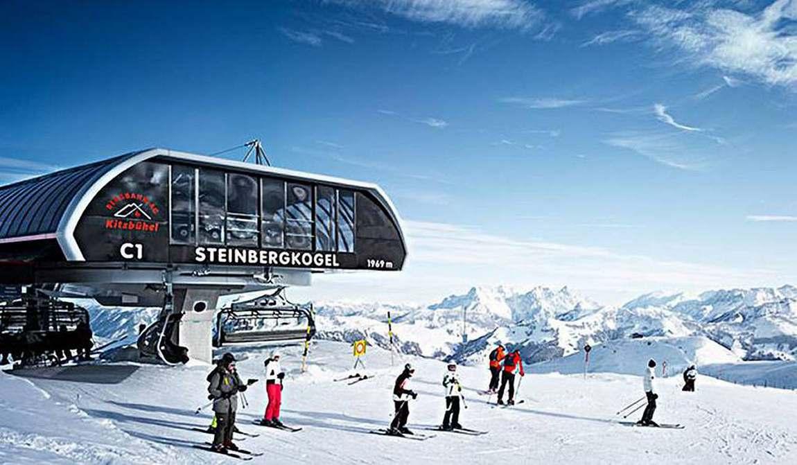 Ski Circus (Заальбах - Хинтерглемм - Леоганг). Прекрасные горнолыжные ... 83d80fe4b98