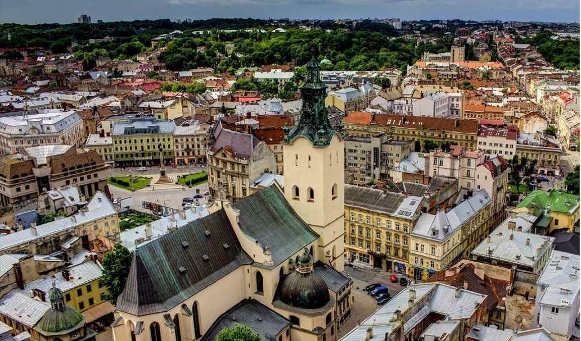 Львов в апреле: отдых и погода во Львове (Украине)