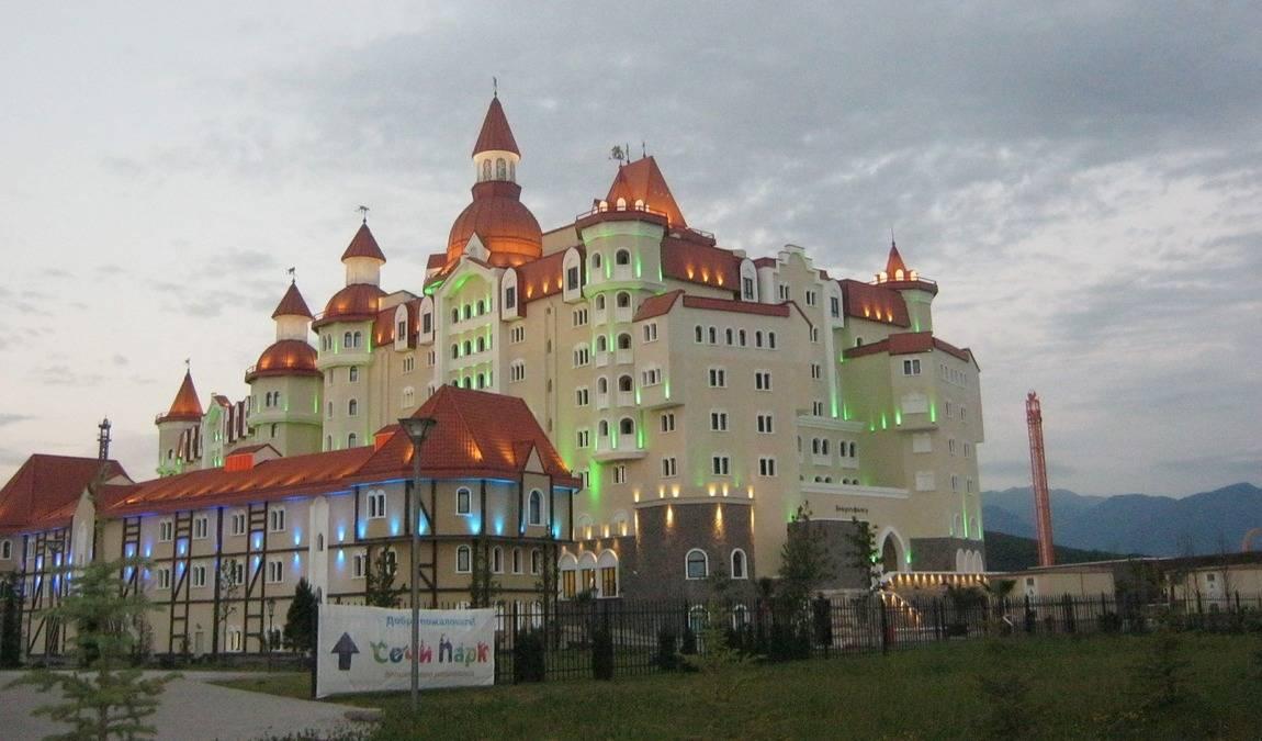 Сочи в октябре: волшебная осень Краснодарского края