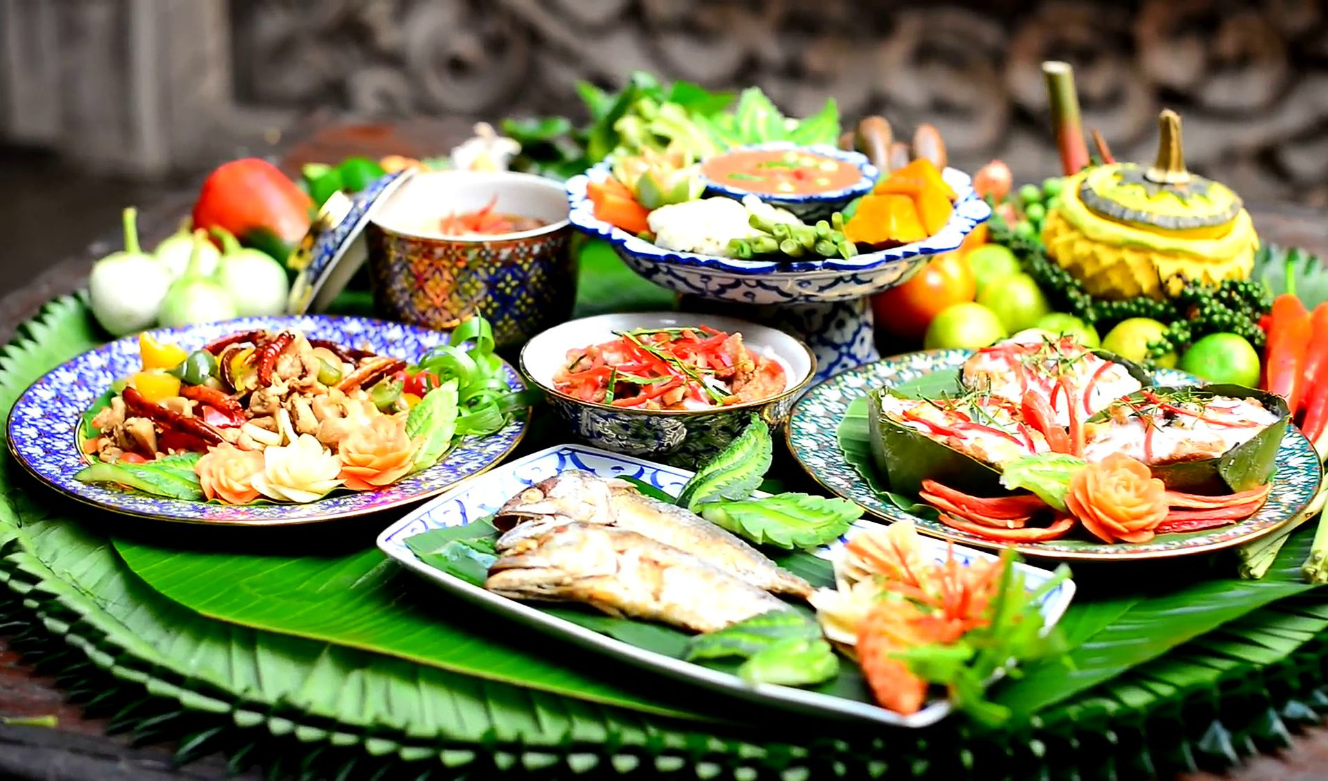 Кухня Таиланда: фото и описание национальных блюд