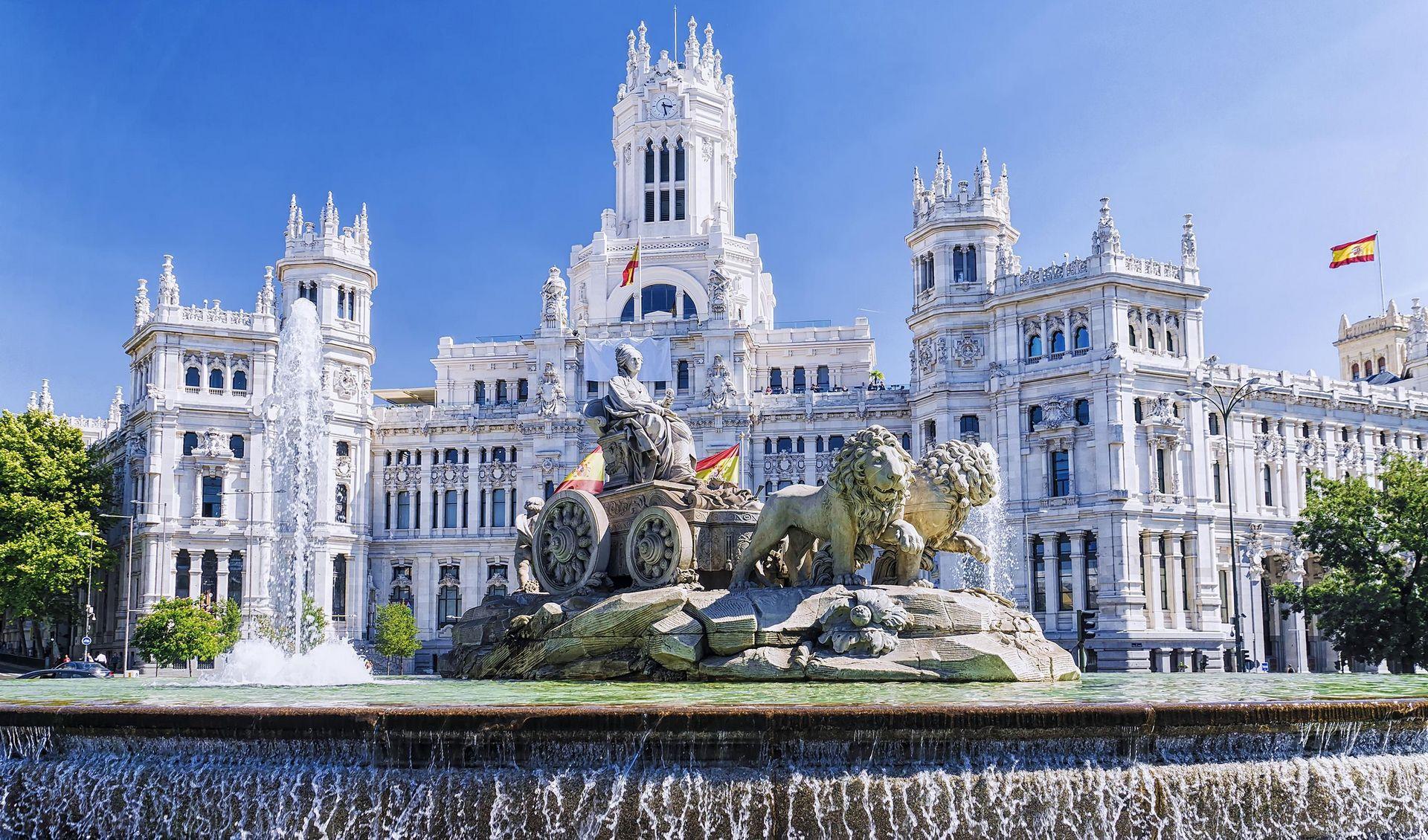 Мадрид в мае: отдых и погода в Мадриде (Испания)