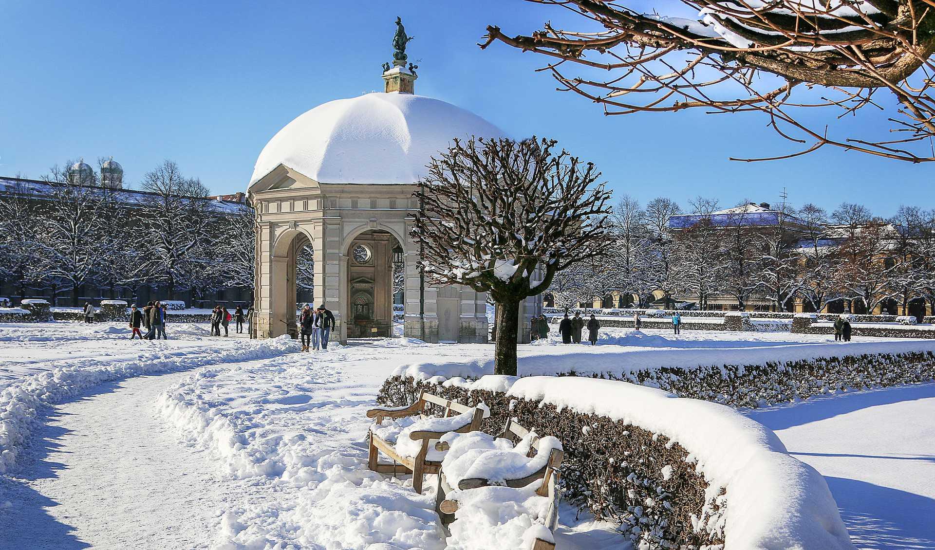 Мюнхен зимой отзывы туристов
