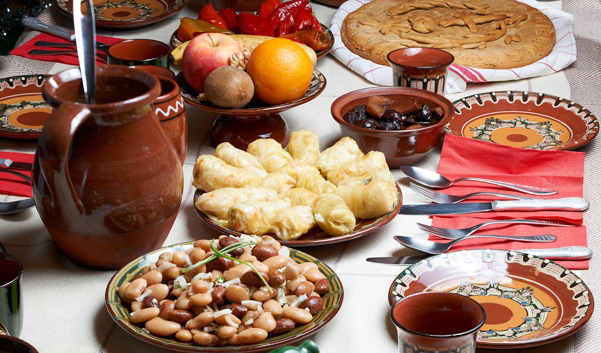 стоимость еды в болгарии
