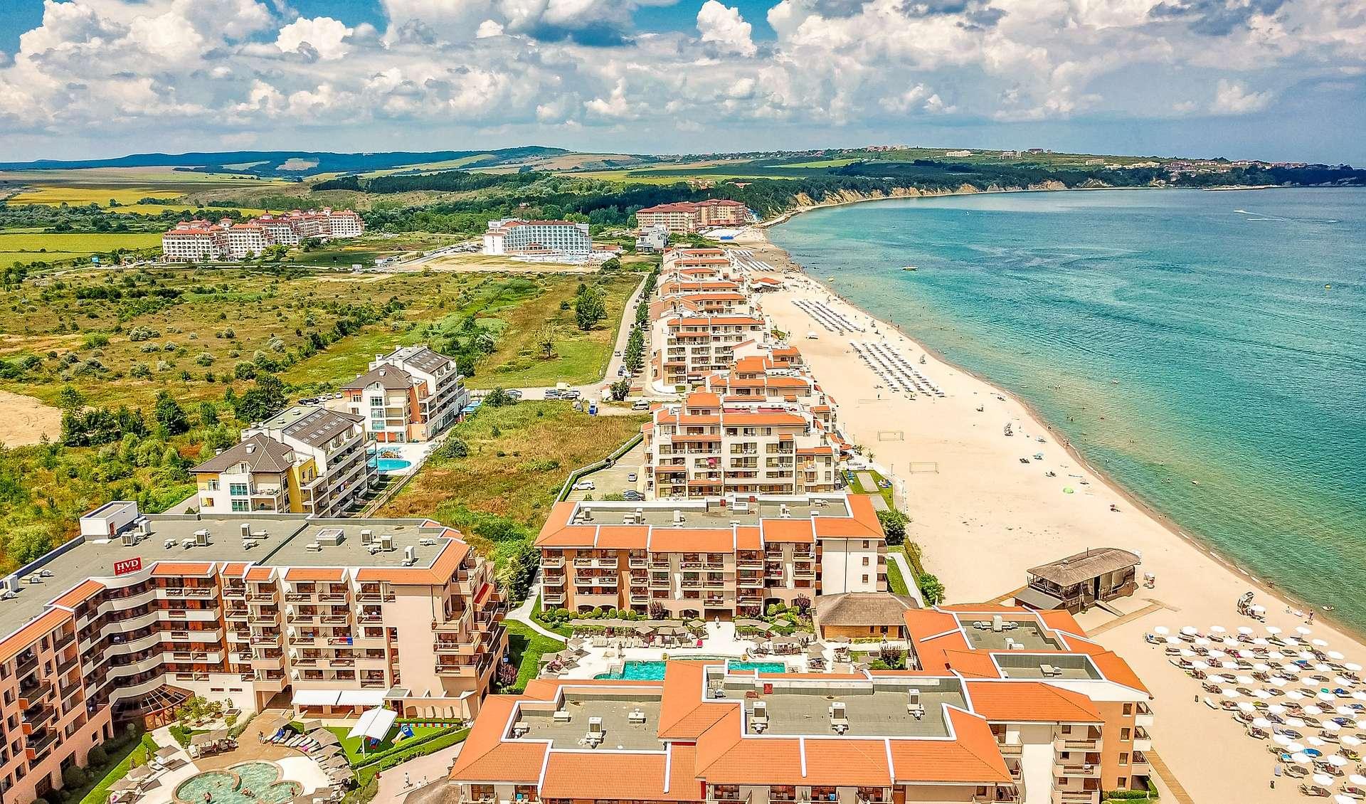 Где в болгарии самое теплое море средняя стоимость жилья в америке