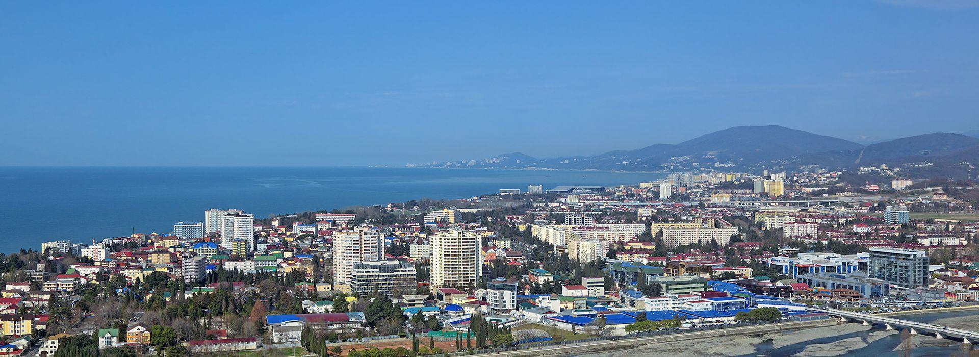 Адлер, Россия: все об отдыхе с детьми в Адлере на портале Кидпассаж