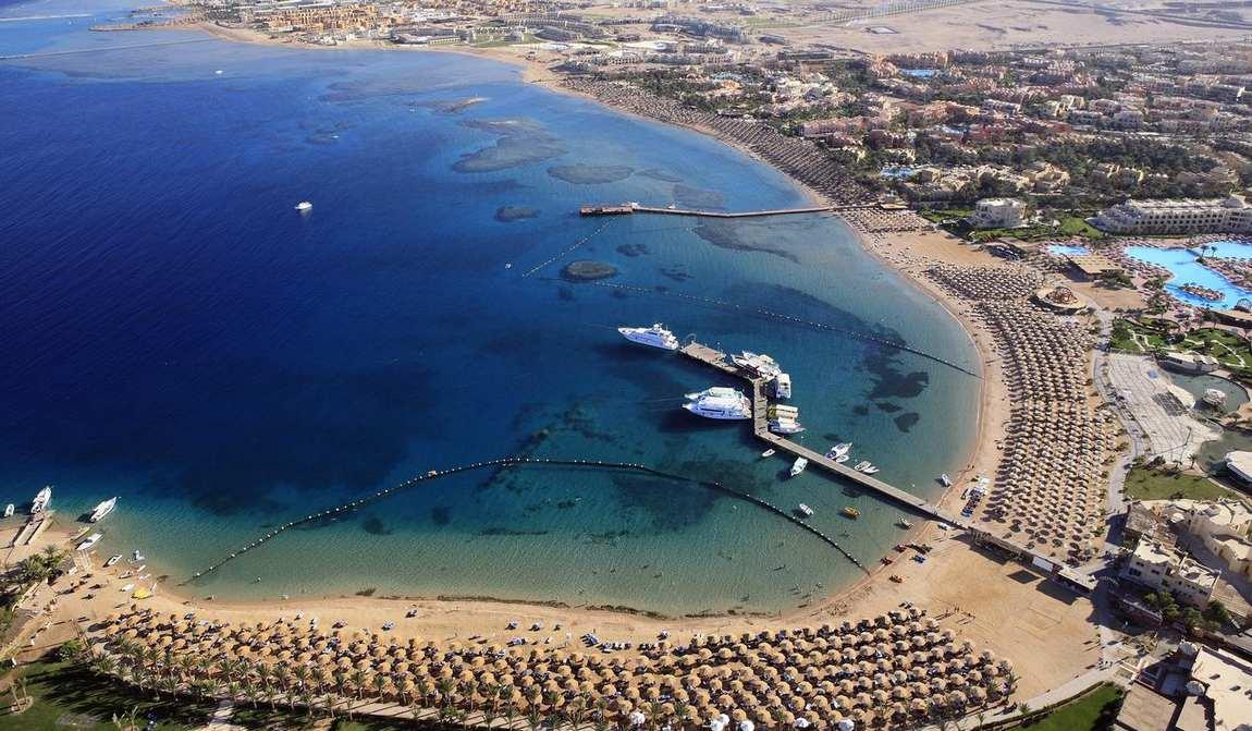 картинка фотография курорта Макади-Бей в Египте