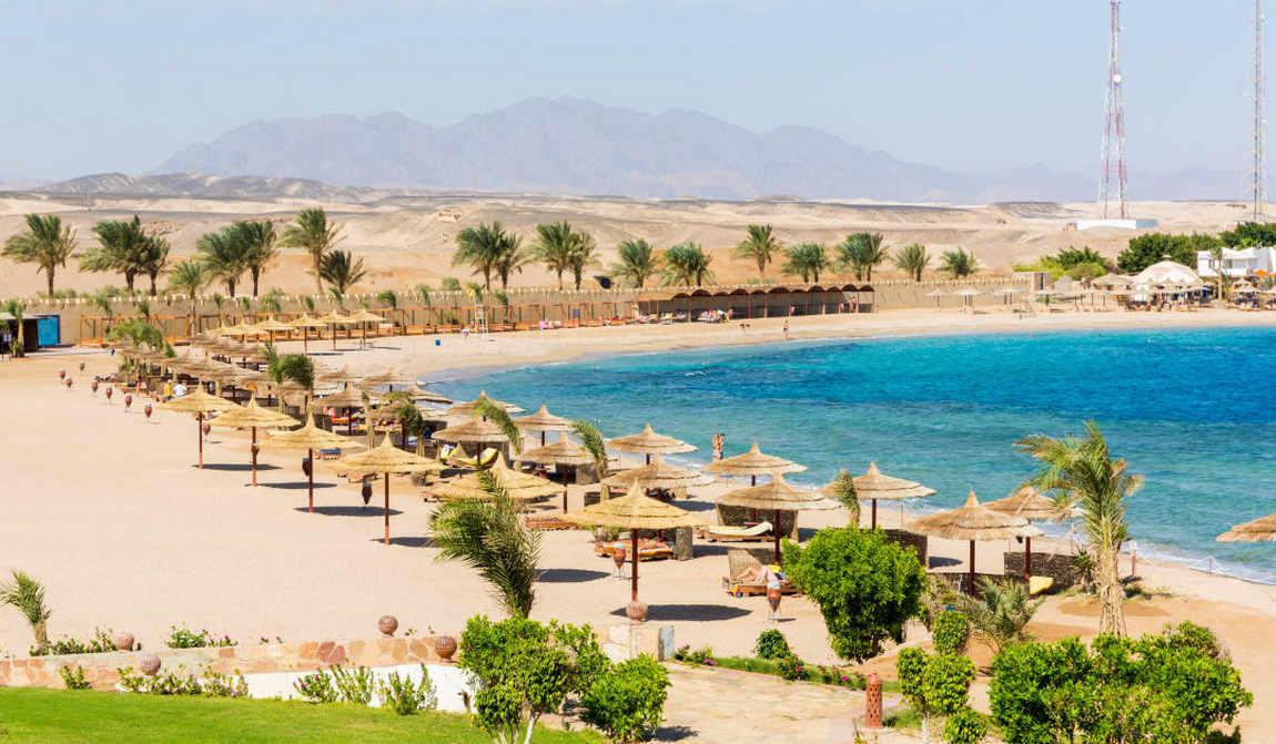 картинка фотография курорта Сафага в Египте
