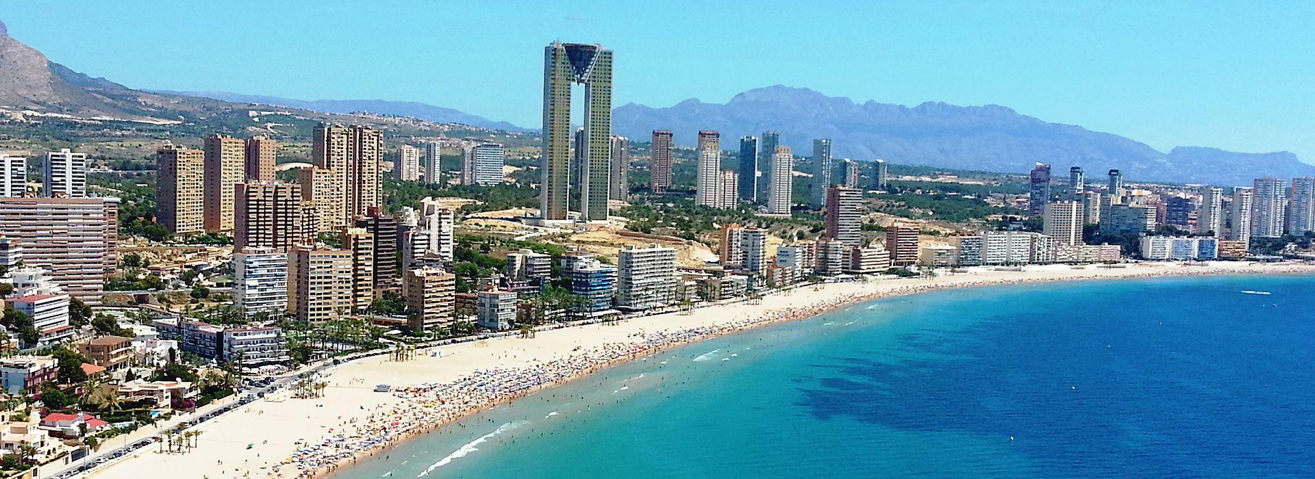 Коста-бланка известный курорт испании описание курортов и отелей мира.