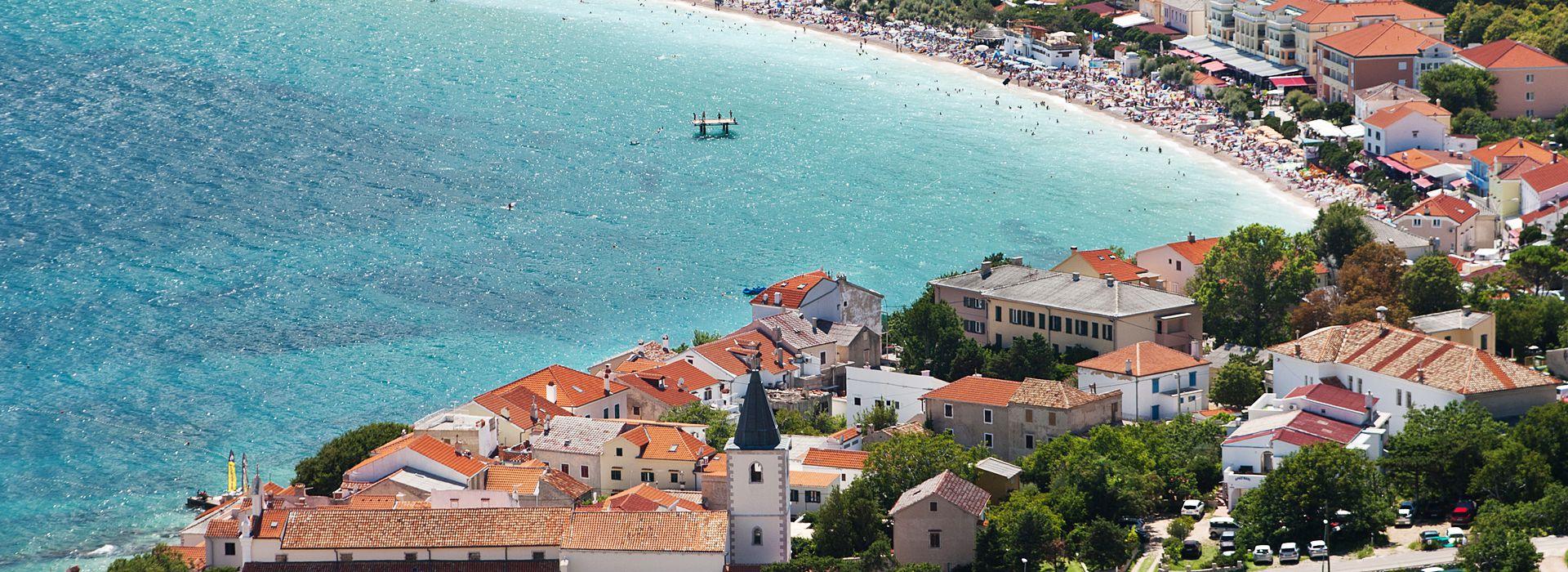 Хорватия отдых на море Лучшие места с детьми Карта курортов отели фото отзывы цены туров