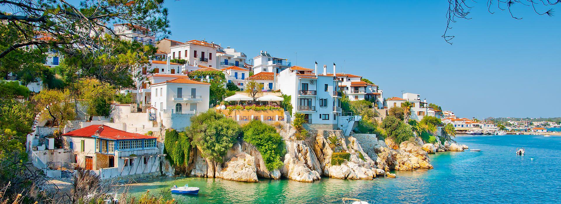 Лучшие пляжи Греции для отдыха с детьми