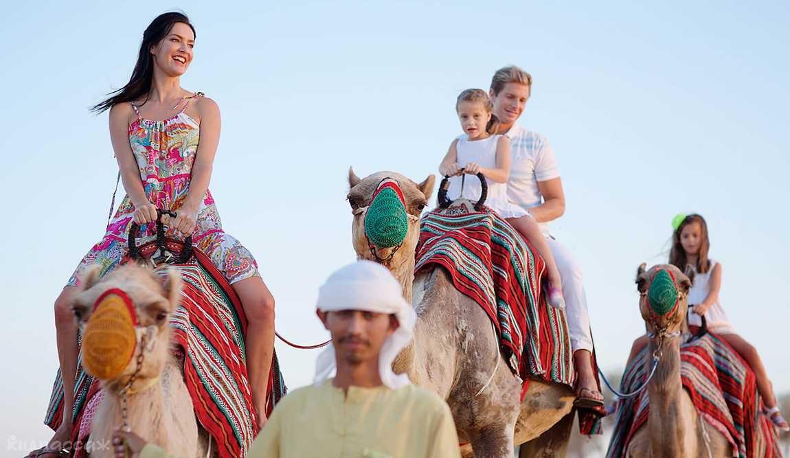 Отдых в Дубаи с ребенком