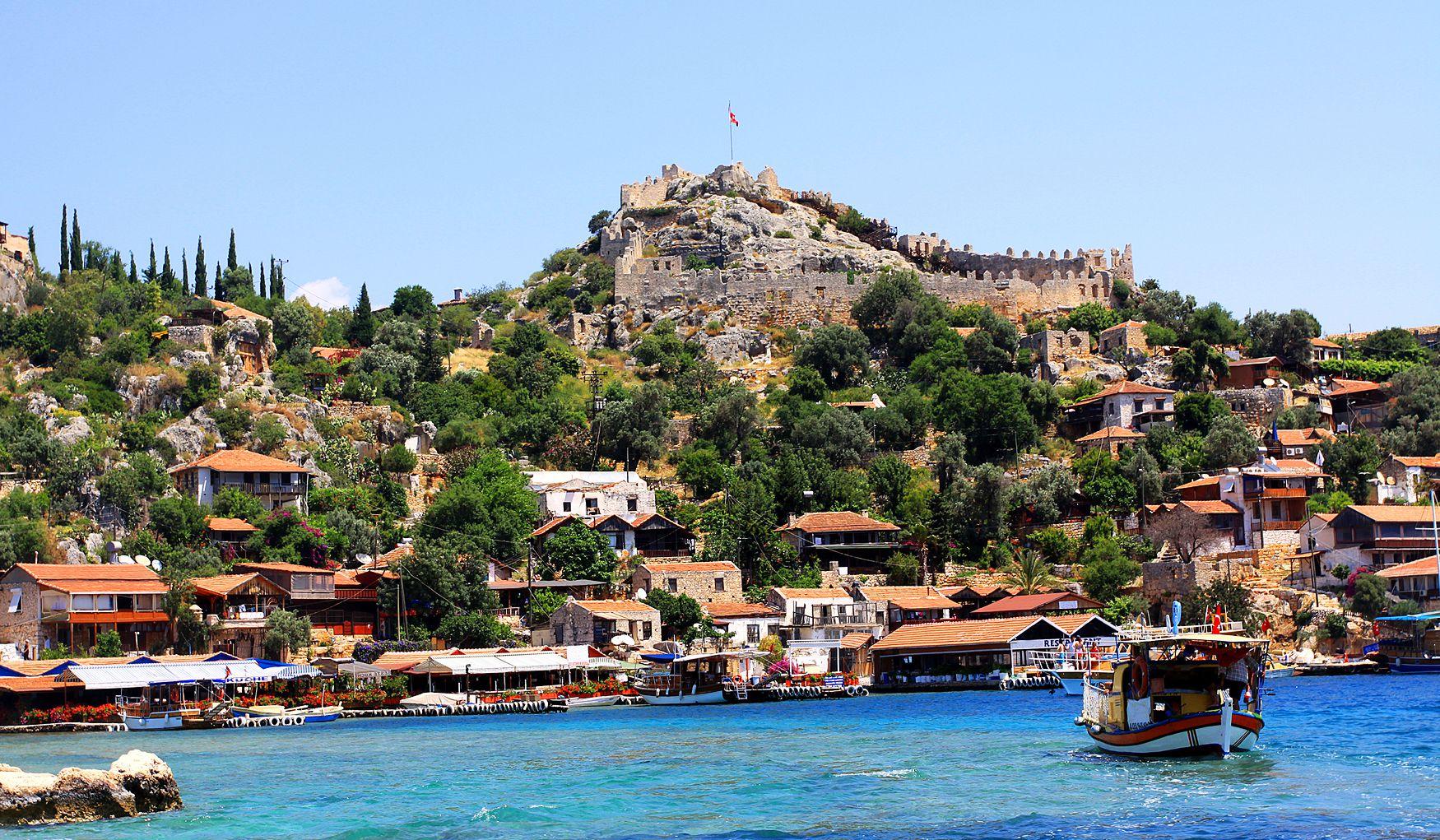 Отдых в Турции в апреле 2014 – цены, погода, преимущества отдыха